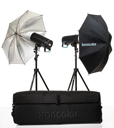Broncolor SIROS 400 BASIC KIT 2