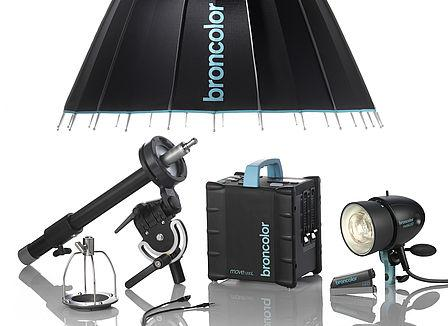 Broncolor MOVE OUTDOOR KIT PARA 88