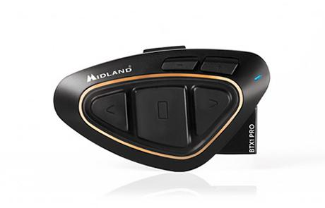 Midland INTERCOM MOTO BTX1 PRO (Single)