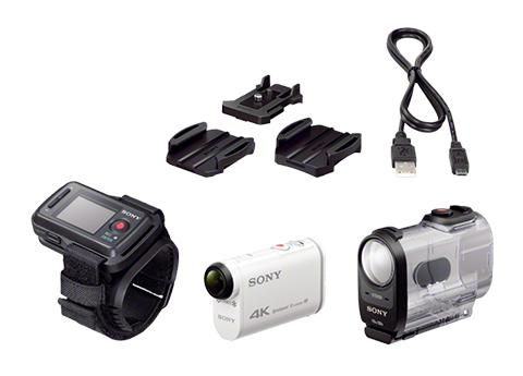 Sony ACTION CAM FDR-X1000V+LIVE VIEW