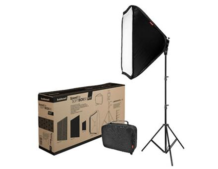 Hahnel Speedlight Softbox 80 Kit