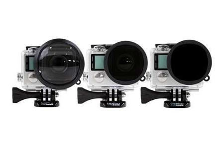 polarpro Kit 3 Filtros GOPRO HERO 3/4
