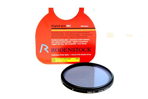 Rodenstock Filtro DIGITAL Pro POLARIZADOR 67mm