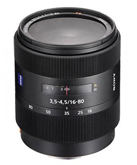 Sony OBJECTIVA SAL DT 16-80mm f:3.5-4.5
