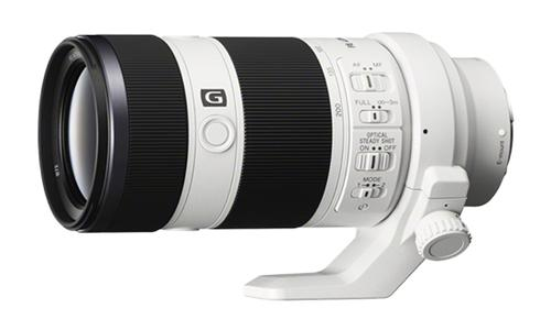 Sony OBJECTIVA SEL 70-200mm       f:4 G ED