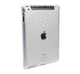 Elecom iPad 2 TPU Cover Diamond + Film
